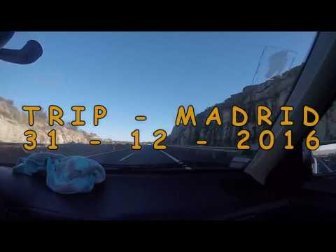 Madrid - Trip new Year 2017