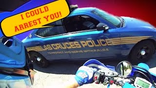Police Vs Bikers 2017 - Good Cops? Bad Cops? You Decide! [Ep.#23]