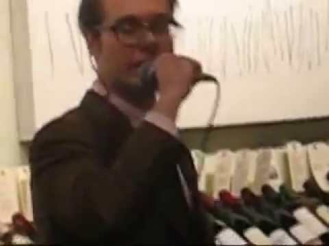 Julian Tulip Licorice 4-25-2009 Live @ Black Bird Wine Shop in Portland, Oregon