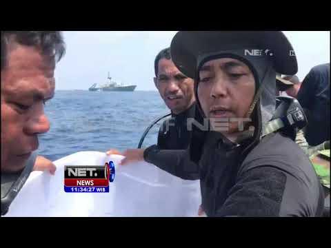 Pengangkatan Black Box Pesawat Lion Air JT610 yang Sudah Ditemukan Mp3