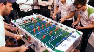 Calcio Balilla Finale: Smario-Monastra VS Braconi-Bertelli