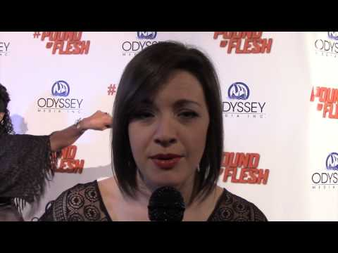 Shelley Regner talks Pitch Perfect 2 at...