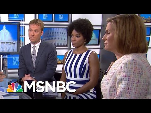 Children Heard Crying In Obtained Audio Of Migrant Detention Center   MTP Daily   MSNBC