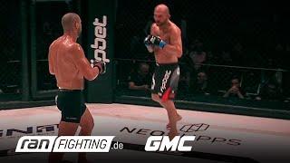 GMC 19: Asrih vs. Musardo Superlightweight Championship Highlights
