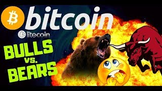 🔥 BITCOIN and LITECOIN UPDATE 🔥bitcoin litecoin price prediction, analysis, news, trading