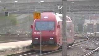 NSB El 18 [2254] - Bergen (Norway)