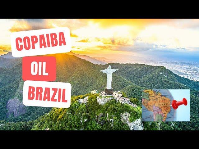 Copaiba Essential Oil Benefits | Rio De Janeiro - Christ The Redeemer