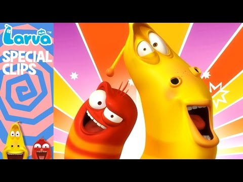 [Official] Larva Song - Special Videos by Animation LARVA