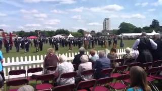Armed Forces day Woolwich 2013
