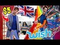 I wore ONLY  WISH clothes for a WEEK Challenge!
