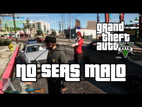 RUBIUS GTA V ROLEPLAY ¡NO SEAS MALO!    directo twitch    COMPLETO HD