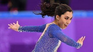 Gabby Daleman's Free Program in Team Figure Skating | Pyeongchang 2018