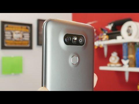 [Review] LG G5 (en español) | Speedy Gonzales