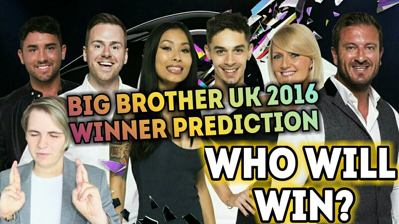 Big Brother Uk 2016  Winner Prediction - Youtube-6793
