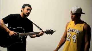 J Williams & Marino Mariner singing 'my kind of girl' Cover