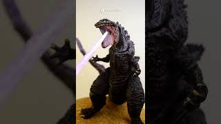 NECA Shin Godzilla Atomic Blast | Shorts | シン・ゴジラ | Customize Paint [0148]
