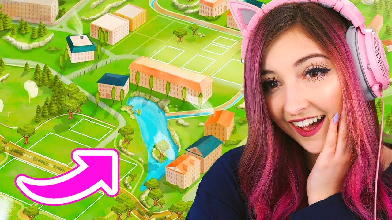 These New Sims 4 Worlds are BEAUTIFUL thumbnail