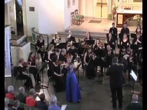 Max Bruch  Violin Concerto No.1 in G minor, Op. 26,  Mvt 1