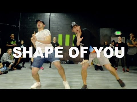 SHAPE OF YOU - Ed Sheeran Dance  MattSteffanina PhillipChbeeb Choreography
