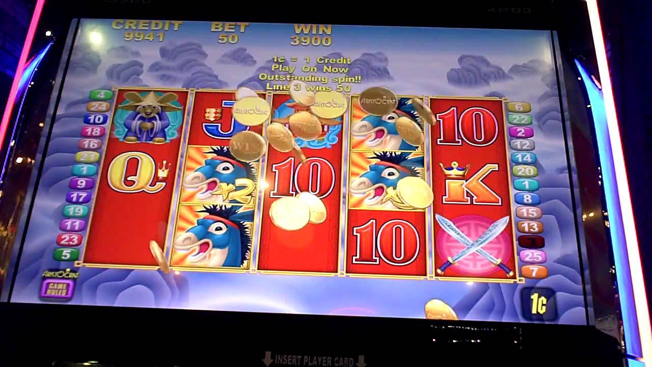 Kick Ass Slot Machine