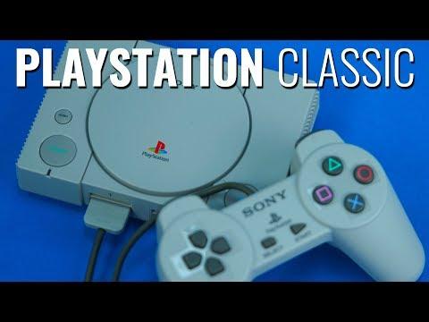 PlayStation Classic: Hrajte klasiky jako v devadesátkách! (RECENZE #896)