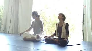 Ibiza Contact Improvisation Festival August September 2010   30 08 2010 08 00 am   Yoga con Fede y F
