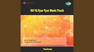 Mere Samnewali Khidki Mein Dil Vil Pyar Vyar Music Track