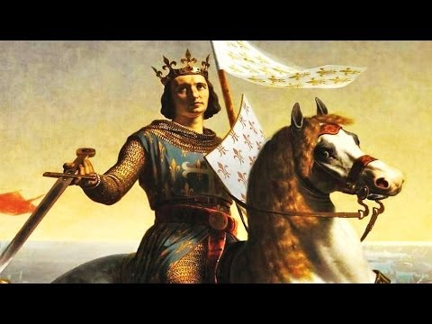 Louis IX - The Crusader King