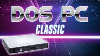 DOS PC Classic - Building a DOSBox with Pixel Perfect Graphics, MT-32, 3Dfx Voodoo and more