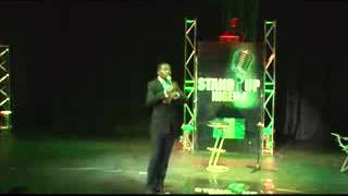 COMEDIAN FOREVER - The stupid question in Nigeria 2347035122655