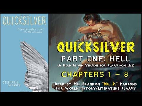 "Quicksilver (Hermes; Novel): Part One - ""Hell"""