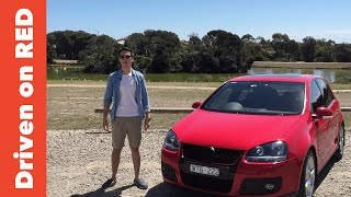 VW Golf GTI Mark V Review - DRIVEN ON RED