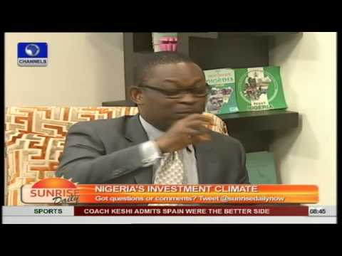Government Is The Weakest Link In National Development -Odigbo PT1
