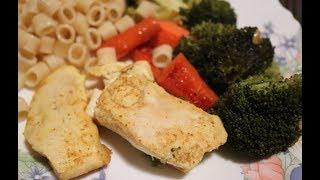 Что быстро приготовить на ужин/Курица с овощами