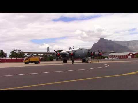 Shackleton MK3 1722 Pelican - AFB Ysterplaat