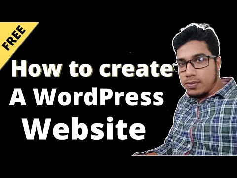 How to create a WordPress Website for Blogging or CPA Marketing Bangla Tutorial thumbnail