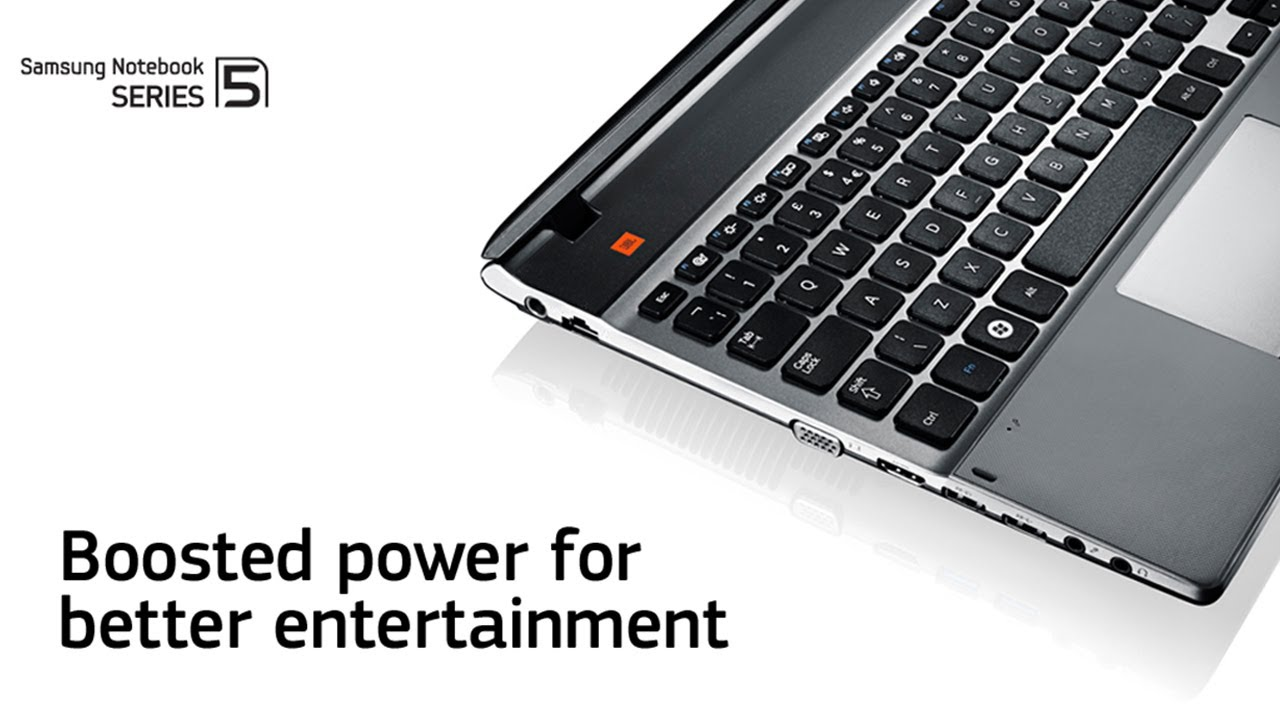 Notebook samsung jbl - Samsung Jbl Np550p5c S05in Notebook Overview