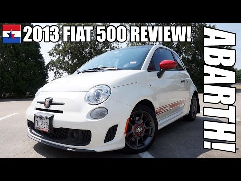 2013 Fiat 500 Abarth // Review