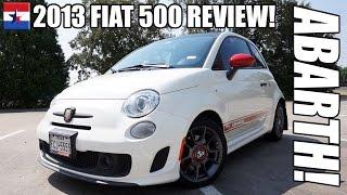 Fiat 500 Abarth 2014 Videos