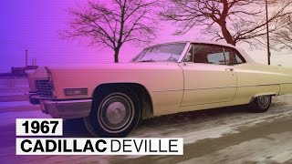 Take a Ride in a 1967 Cadillac DeVille