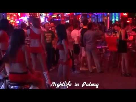 Nightlife in Bangkok - Bangkok Thailand