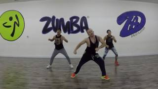 Que rico la ponen - (Chiquito Team Band ) *Zumba Fitness Choreography* by David Aldana