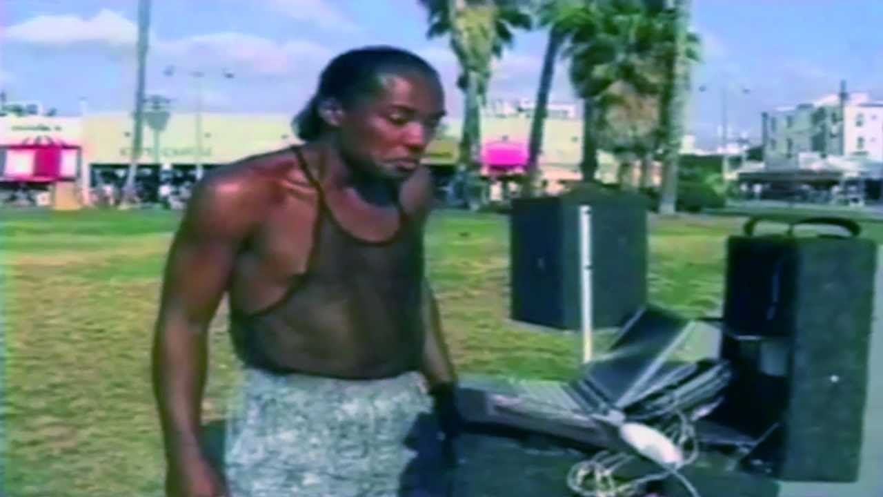 Armand Van Helden - The Funk Phenomena (1996) HD