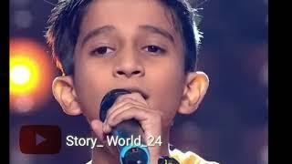 Karnataka Belgaum boy singing subhanallah full song video viral