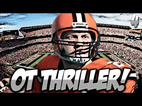 "TIM COUCH CAREER | MADDEN 18 | EP 4 ""OT THRILLER!"" (Xbox One) 