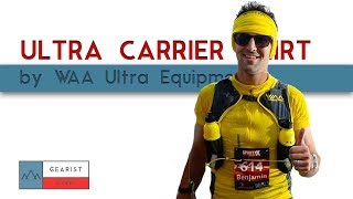 WAA ULTRA EQUIPMENT ULTRA CARRIER SHIRT REVIEW | Gearist Reviews