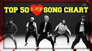 [TOP 50] K-POP SONGS CHART - APRIL 2016 (WEEK 2)