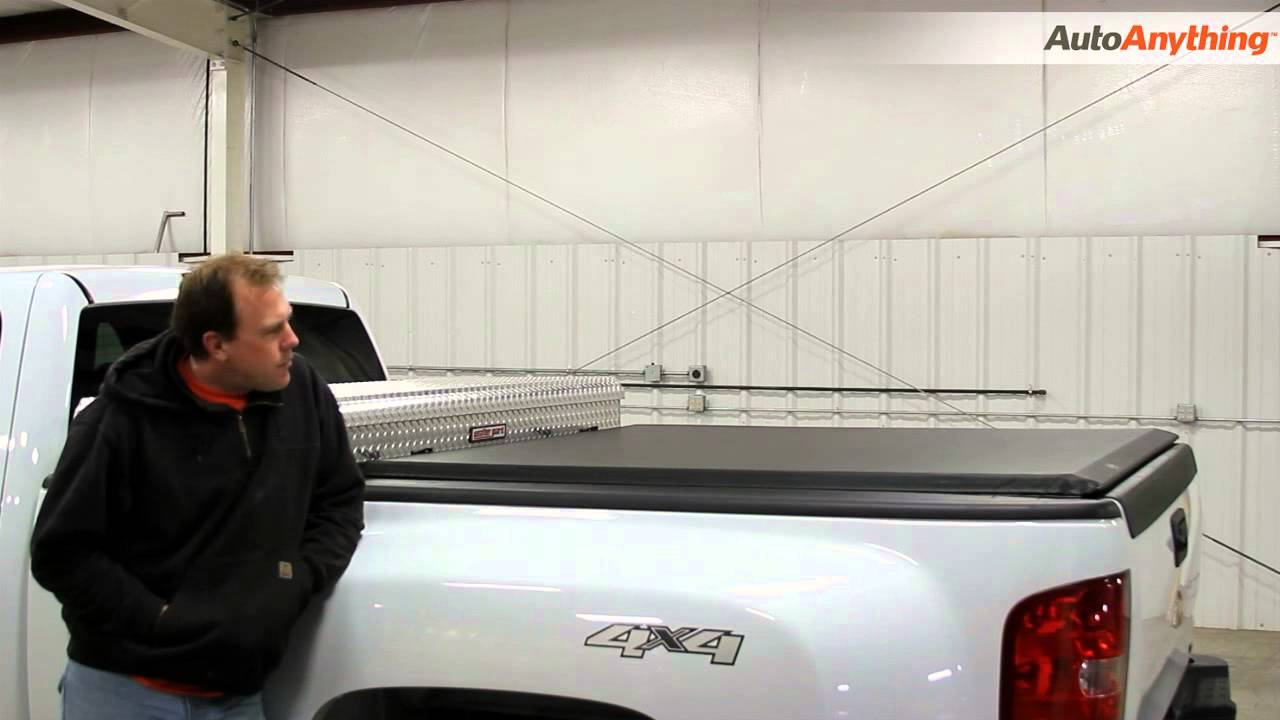 See Why You Need An Access Toolbox Edition Tonneau Cover Youtube