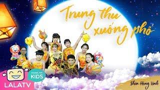 Trung Thu Xuống Phố | Shin Hồng Vịnh | MV Official