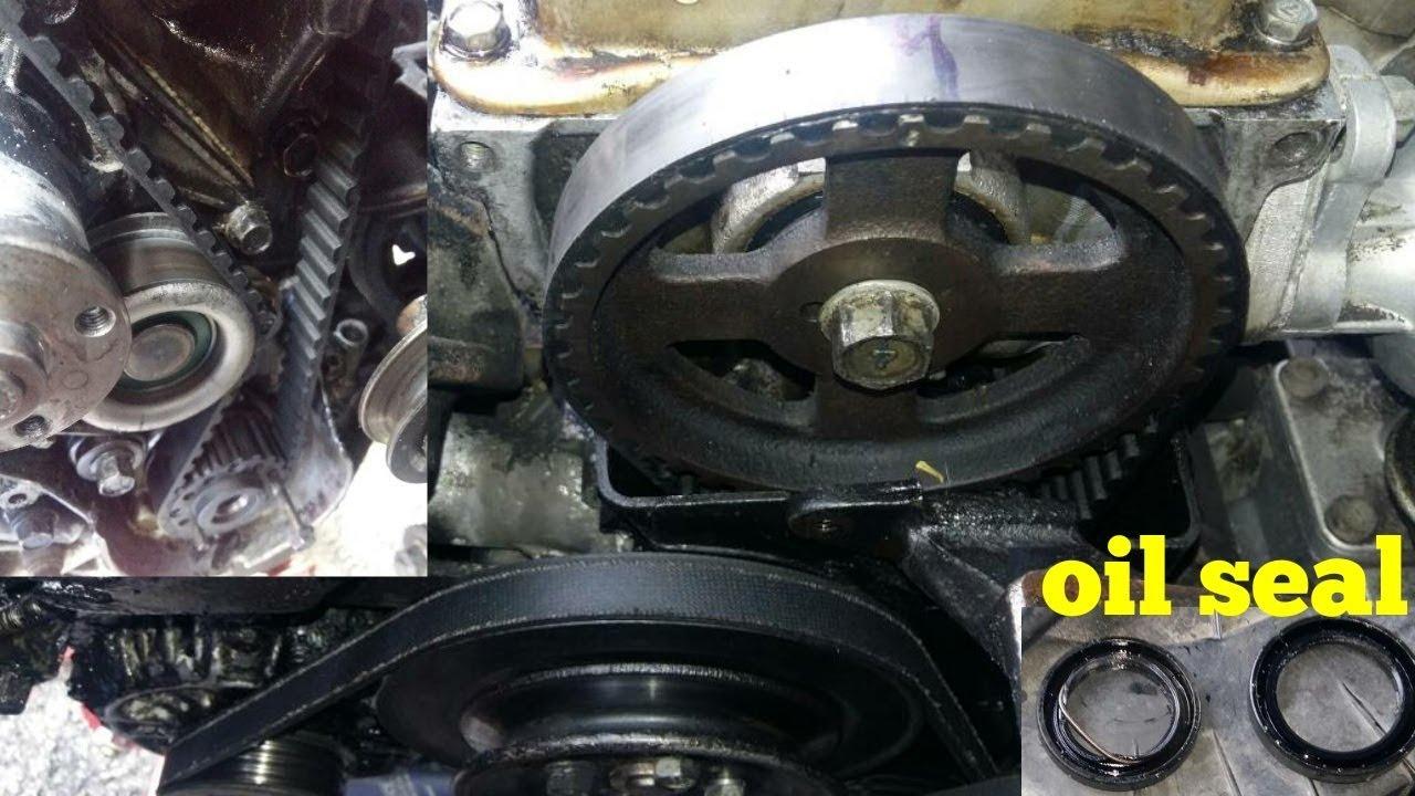 Maxresdefault on Mitsubishi Lancer 2 0 Timing Belt Marks